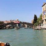 Gita sul Canal Grande, Pierangelo e Anna Maria 26 aprile 2015
