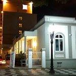 Vista Noturna - Restaurante do Hotel