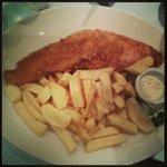 My Large Cod+Fish @Poppies 26.04.14