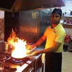 restaurant chief