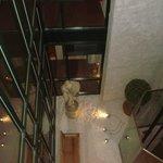 do elevador panorâmico