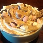 Ultimate Hot Chocolate.  A desert in itself!
