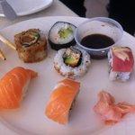 Sushi von einem Könner