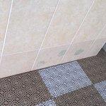 Bodge Job on tiles
