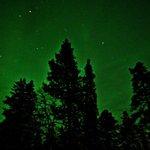 bad northern lights photo.. :)