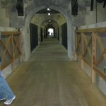 Inside the Barrage Vauban.