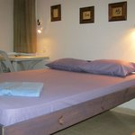 double room whit balcony kitchen and bathroom . room for example
