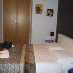 camera-letto matrimoniale
