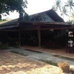 Open air restaurant (big jhon)