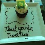 'Twitter cake'