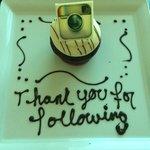 'Instagram cake'