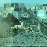 Day time view from room (Strip View King)