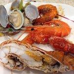 Delightful seafood galore!