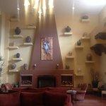 Club Room Lobby