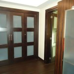 Wardrobes in the Duplex Suite