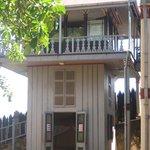 En af residenserne på Ambohimanga