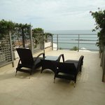 Balcony and view .. Duplex Suite