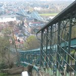 Incorporating the suspension railway