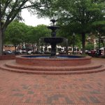 Glover park fountain
