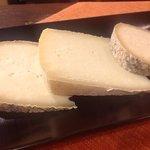 I formaggi selezionati
