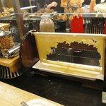 Not just honey at breakfast - a proper honeycomb