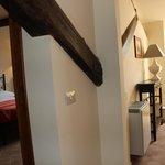 primo piano suite n 3 camera matrimoniale con bagno e studio/cameretta