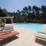 Plage et piscine Villa Victoria Aix en Provence
