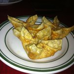 Crab Rangoon individual serving