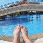 Main Pool --- Heaven!