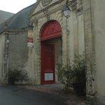 Entrance to the Bayeux Tapestry Museum complex