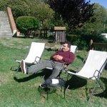 il relax di mio marito