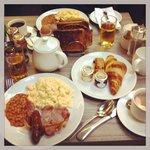 English breakfast !