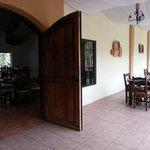 Terraza Guanacaste y Salón principal