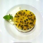 Passion Fruit Cheescake
