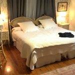 cama grande y comodisima
