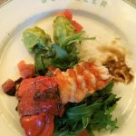 Love the lobster