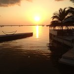 Sunset from Casa Morada