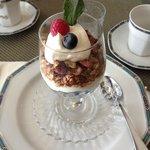 Breakfast Parfait!