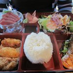 one of our bento boxes