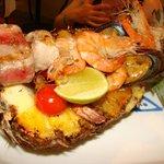 Repas spécial au Kalmia