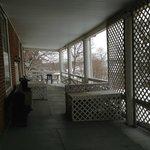 2nd Floor wrap around porch