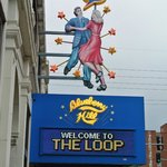 Blueberry Hill in the Loop