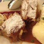 Pear&Apple Strudel: Best I've ever had.