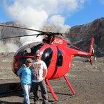Helipro Visit to White Island