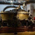 マリアテレジアのお墓