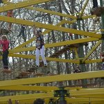 Luray Caverns' Rope Adventure Park