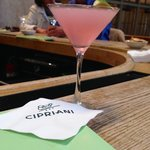 The Pink Cosmo