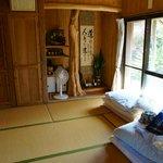 快適な琉球畳の間