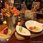 Sunday Seafood Special - Only $49