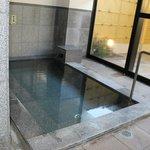 Outra piscina do Hot Spring